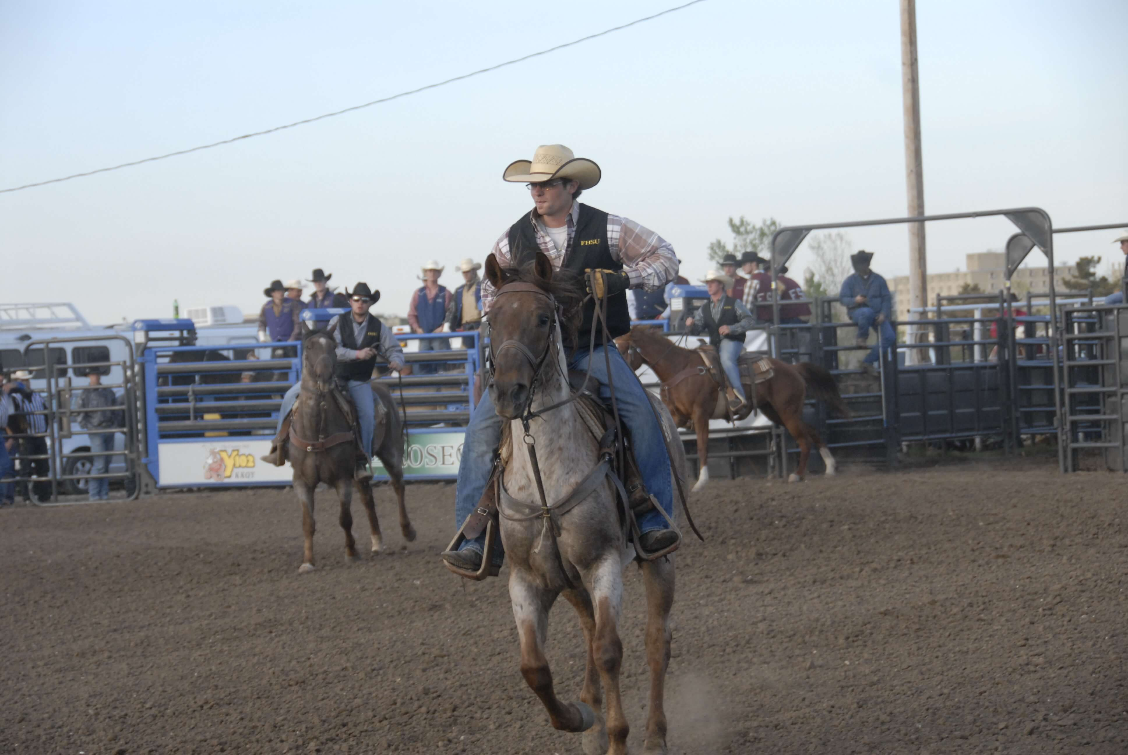 Rodeo History Fort Hays State University