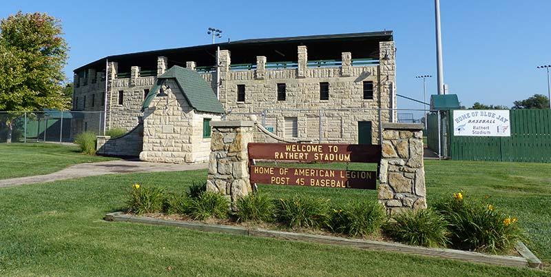 Historical Baseball Sites in Kansas - Fort Hays State University
