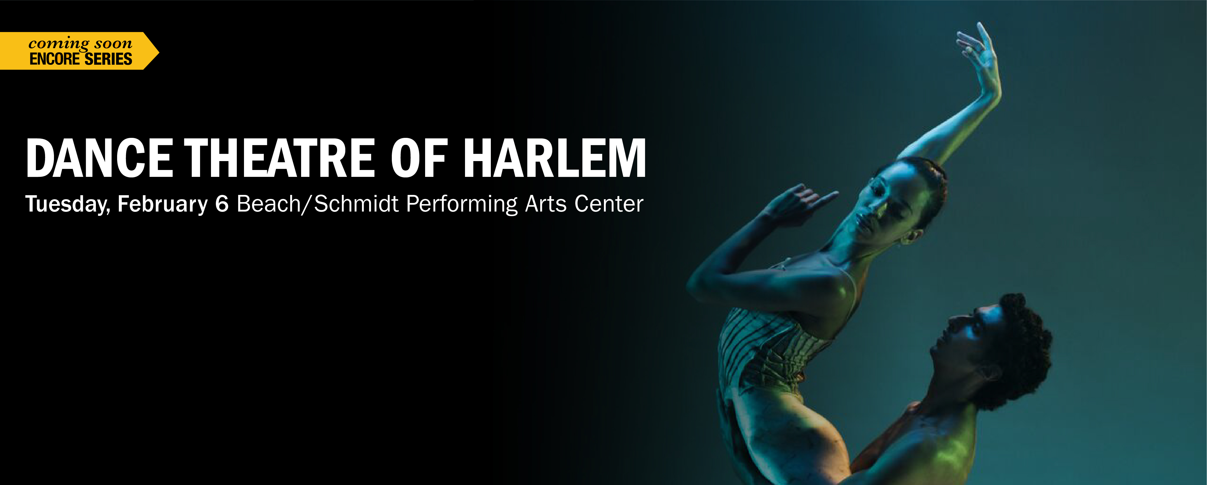 Fort Hays State University Dance Theatre Of Harlem  February