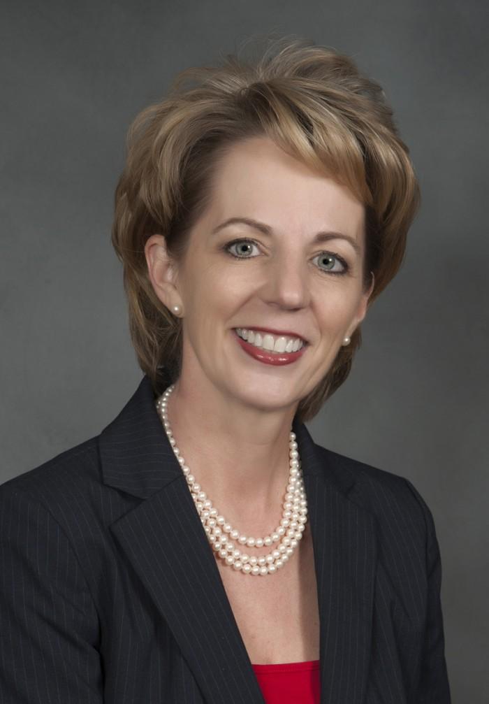 President Tisa Mason